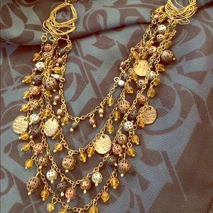 Jewelry - Bangle necklace